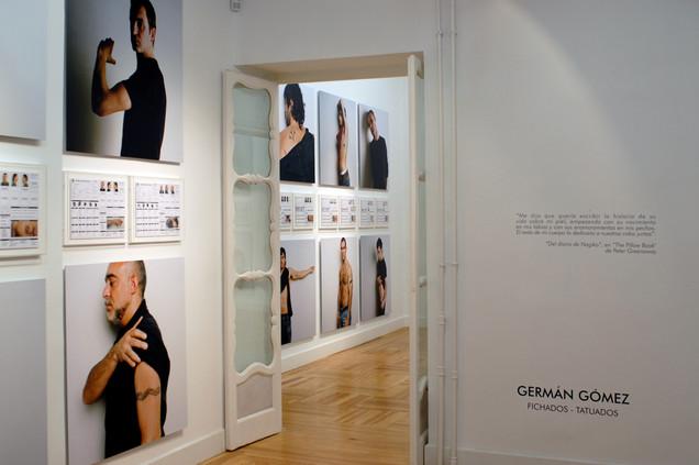 Exposición individual.
