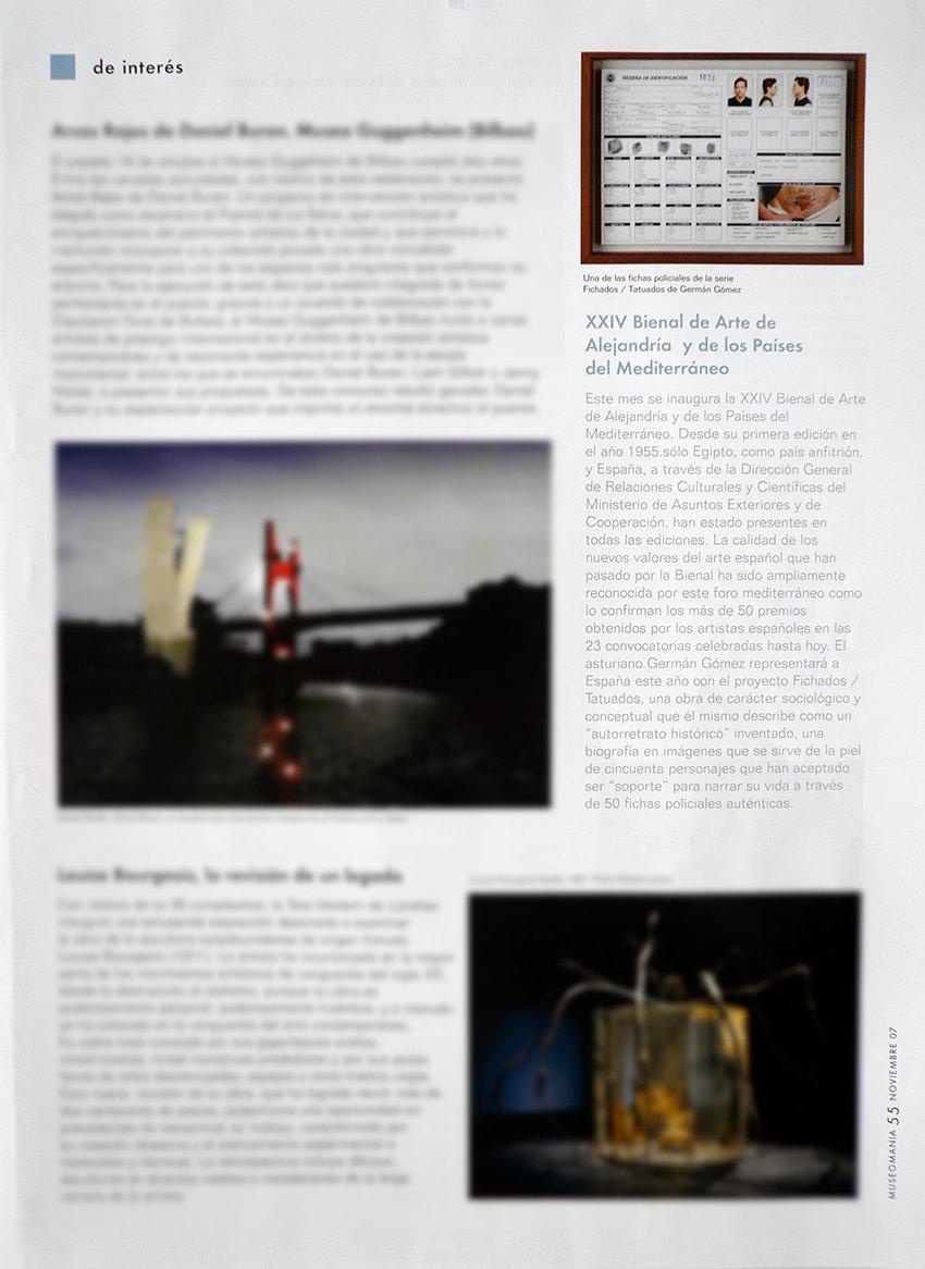 2007_11 MUSEOMANIA BIENAL ALEJANDRIA des