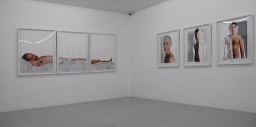 Exposición en Museo de Arte Moderno de Barranquilla. Colombia. 2010.