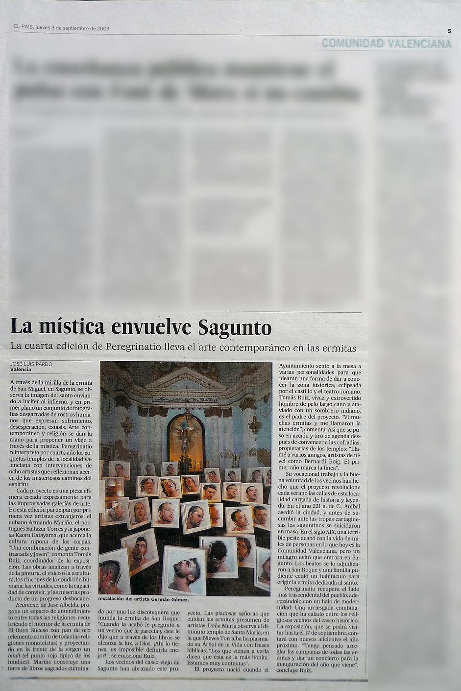 2009_09 El Pais peregrinatio_desenfo.jpg