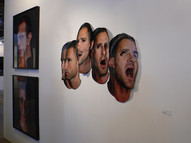 Exposición en la Feria de arte: Photo Miami. Galería F. Pradilla.  Florida. EEUU. 2006
