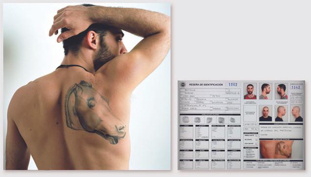 Fichado/Tatuado 1042