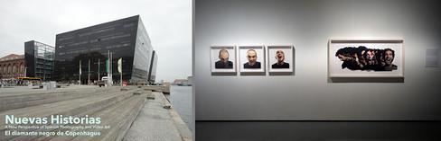 Exposición: Nuevas Historias. National Museum of Photography.  Copenhague. Dinamarca.