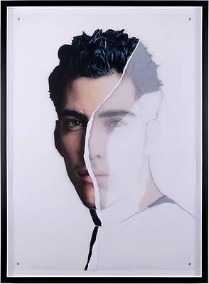 Retrato dibujado 4