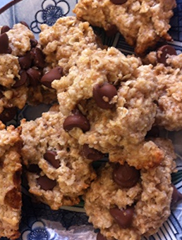 A Dose of Oatmeal Cookies