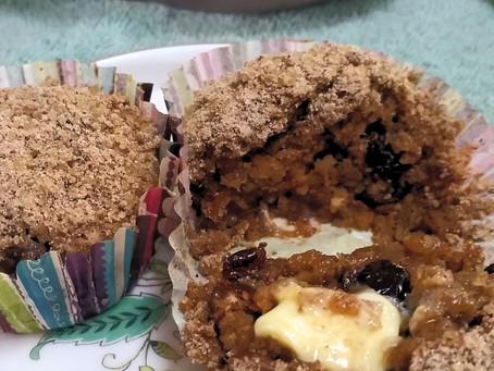 Oatmeal Corona Muffins