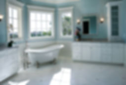 bain, douche, lavabo, robinet