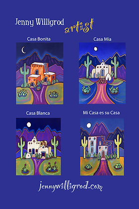 Casa Note Cards