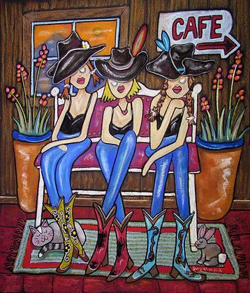 Cafe Cowgirls