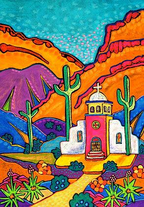 Church in the High Desert