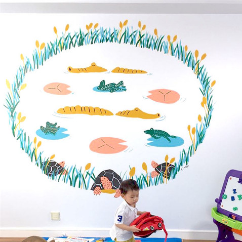 CharleneMan x Kids'room