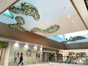 Shatin Centre- Hanging Sculpture