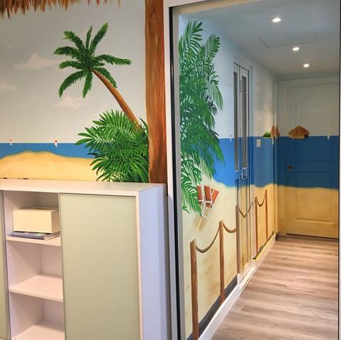 Maggie Wong x Hawaiian Style Mural