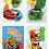 Thumbnail: 茶記食物 Cha Chang Tang - Set 1 (A set of 4 prints)