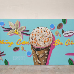 Blues Tunnel x Häagen-Dazs x Lee Tung Avenue