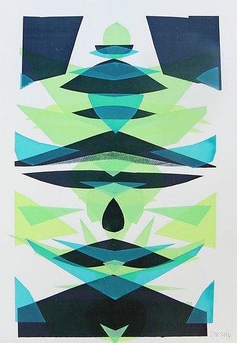 Large Abstract II