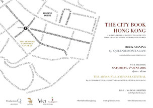 The City Book (HK) Book Signing