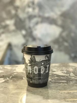 Nudi Coffee - Cup Design
