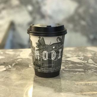 NODI - Coffee Cup Design