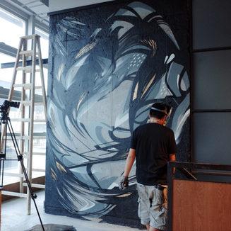 VECTR Ventures - Mural Project