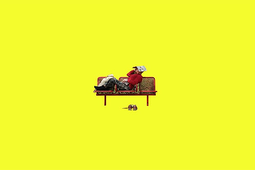 街上的睡眠者 Street Sleeper #3