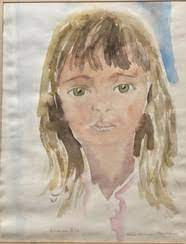 Ariane as a child