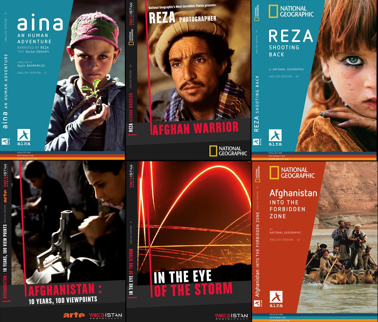 Books by Reza