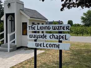 The Living Water Wayside Chapel