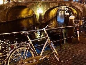 Cycling Around Leiden