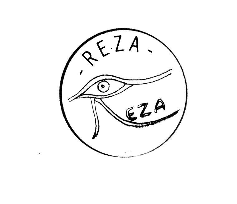 Reza's Stamp