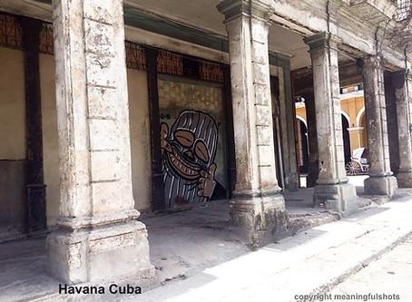 Havana and it's Graffiti Art