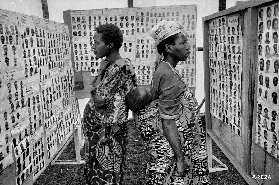 Portraits of Lost Children