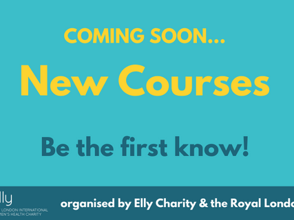 New Courses Coming Soon...