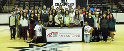 SAGD loves the San Antonio Spurs!