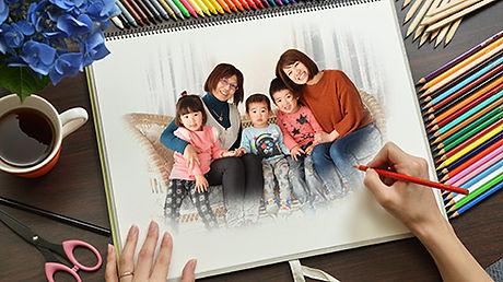 記念写真_家族写真