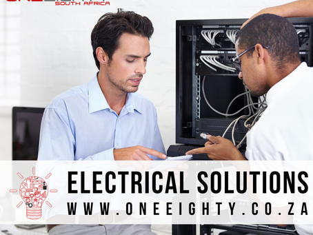 Let us take charge of your electrical needs!