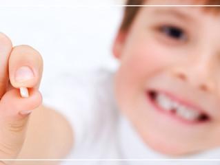 Células tronco em dentes de leite