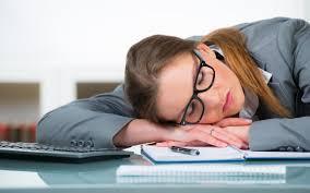 Você sente sono em diferentes situações do seu dia?