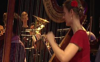 Baroque Flamenco von Deborah Henson-Conant, Solistin - Sonja Fiedler