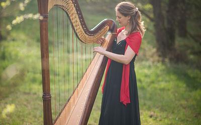Sonja Fiedler Harfe Aschaffenburg