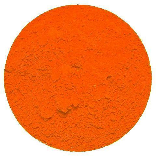 Orange NEON pigment
