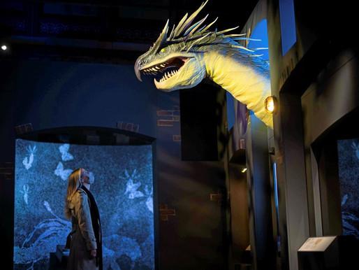 Les Animaux fantastiques au Musée d'histoire naturelle de Londres !