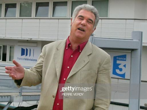 Georges Pernoud honoré au Vendée Globe