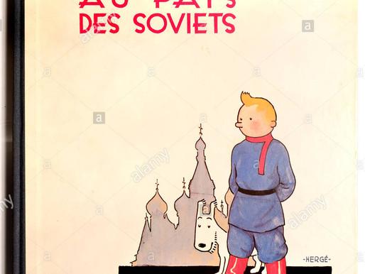 TBT : Le 10 janvier 1929, naissance de Tintin et Milou