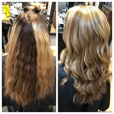 Those high lights + low lights + killer waves make for a beautiful combo!! Call or Email me at MagnoliaStylist_gmail.jpg