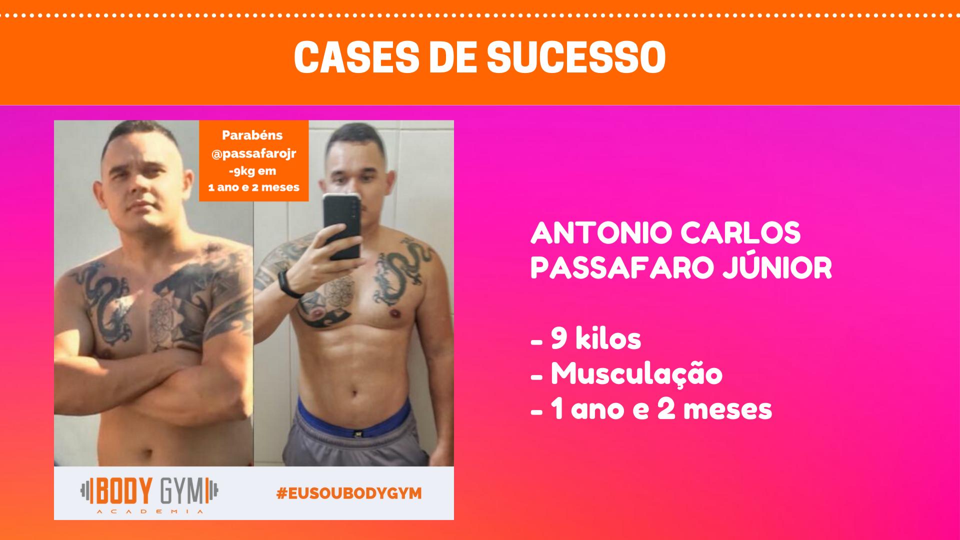 Passafaro Jr.