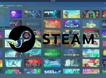 Steam limita las descargas por el coronavirus para proteger el ancho de banda