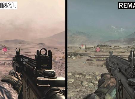 Call of Duty: Modern Warfare 2 Remastered: comparación de gráficos con el original