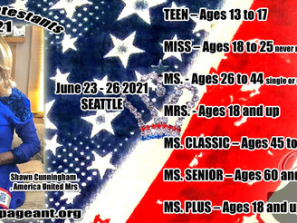 Appearances by Our 2020 America United Queens...Coming Soon!