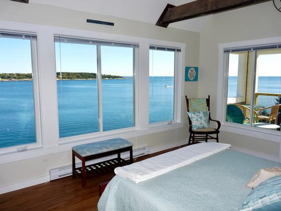 Seaside Master Bedroom View